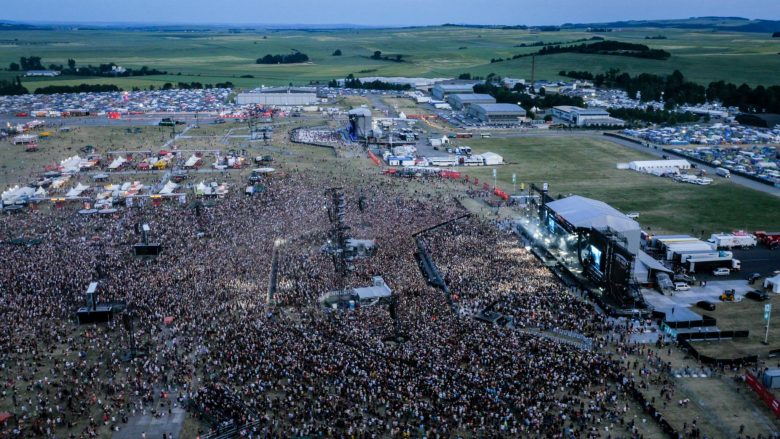 Rock am Ring 2015 Live Broadcast