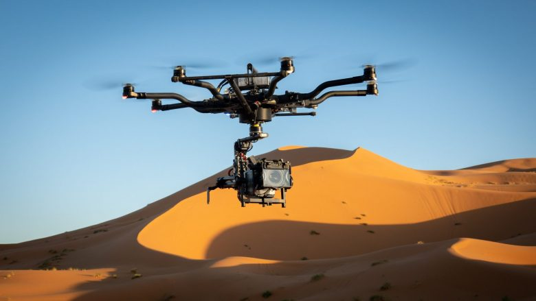 Alexa Mini Drone in Morocco again