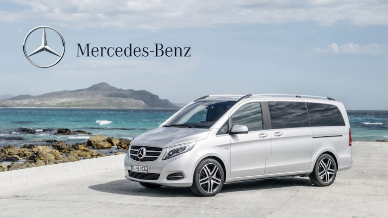 Our work for Mercedes Benz on Mallorca