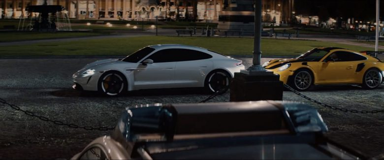"Porsche ""The Heist"" Super Bowl Spot"