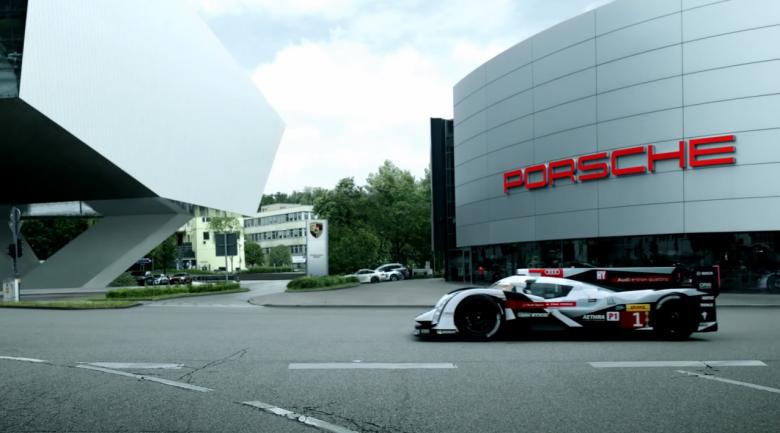 4 Millionen views on the latest Audi Spot